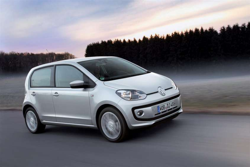Volkswagen Up! cambio ASG