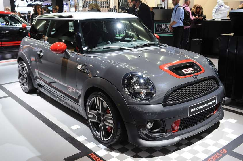 Mini John Cooper Works GP Special