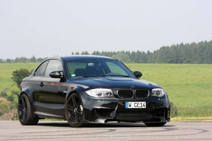 Bmw Serie 1 M by Manham, foto