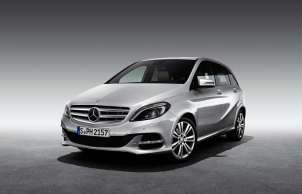 Mercedes Classe B Natural Gas Drive