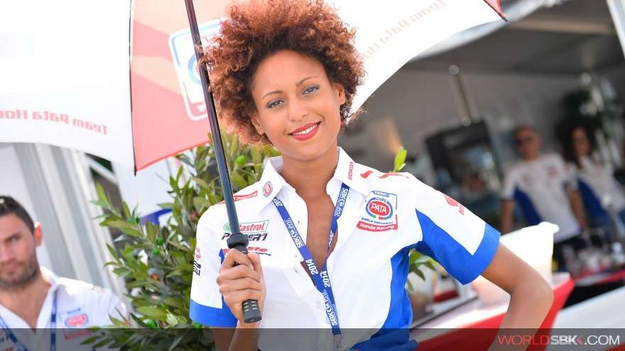 misano superbike 2014 grid girls 4