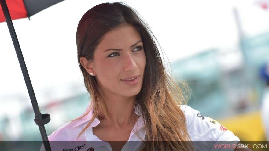 misano superbike 2014 grid girls 20