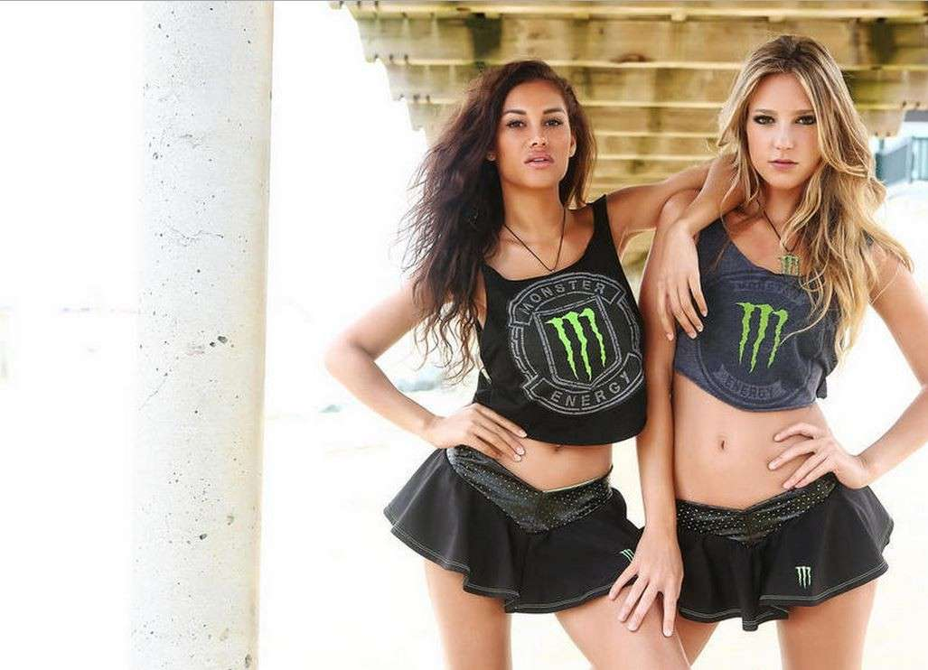 Due nuove Monster Girls