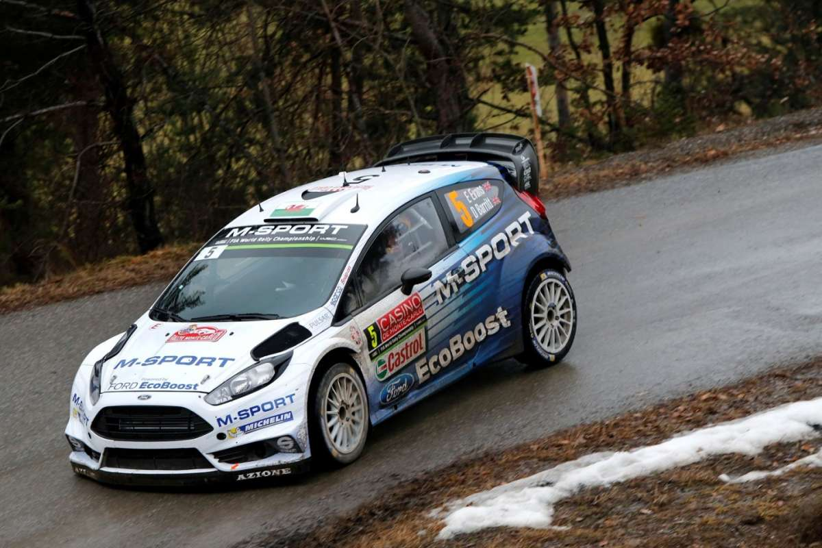 Rally Montecarlo 2015, Ford Fiesta RS (4)