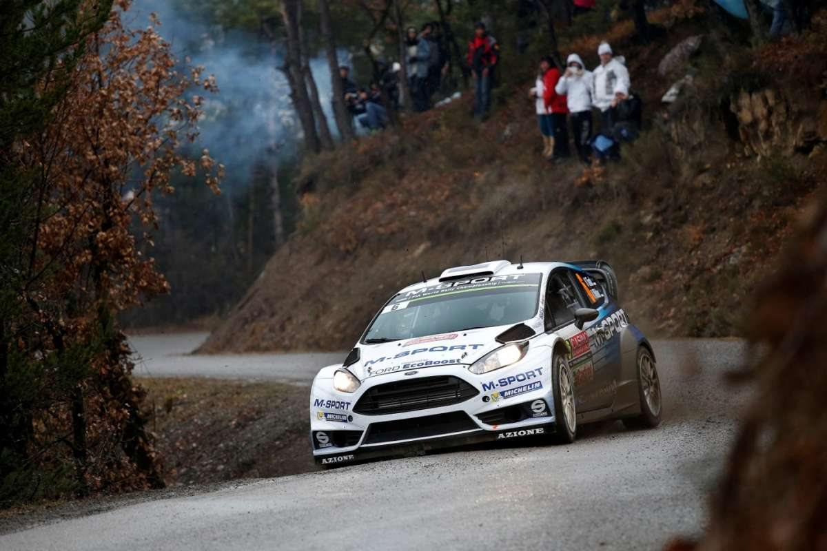 Rally Montecarlo 2015, Ford Fiesta RS (9)