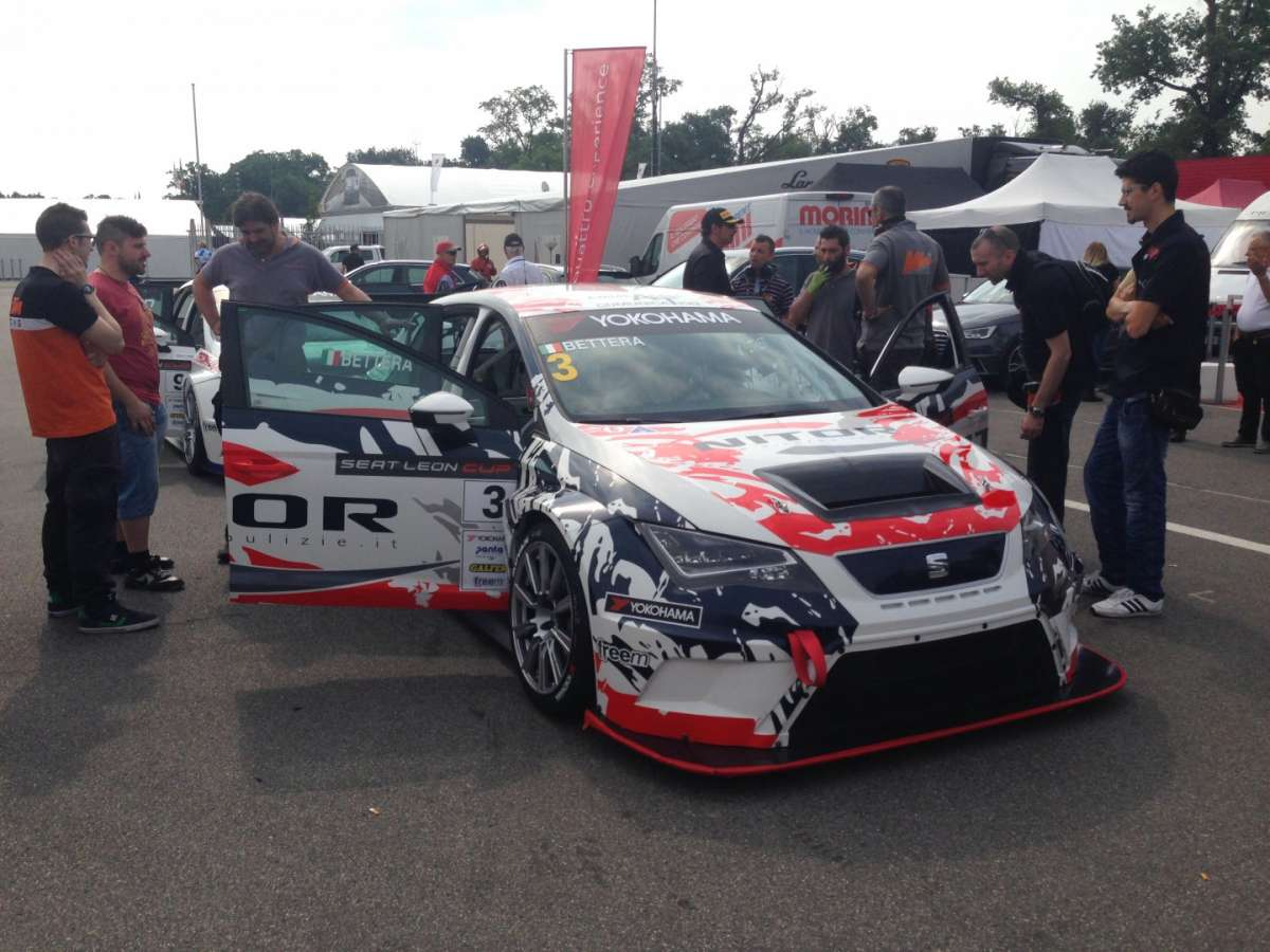 Seat Leon Cup LIVE