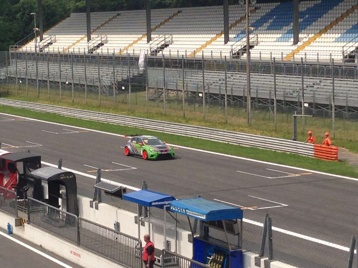 Seat Leon Cup Monza 2015 1