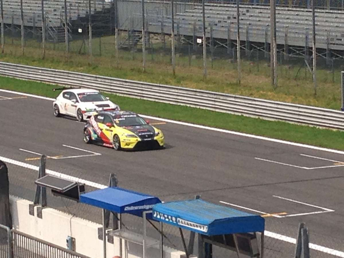Seat Leon Cup Monza 2015 3