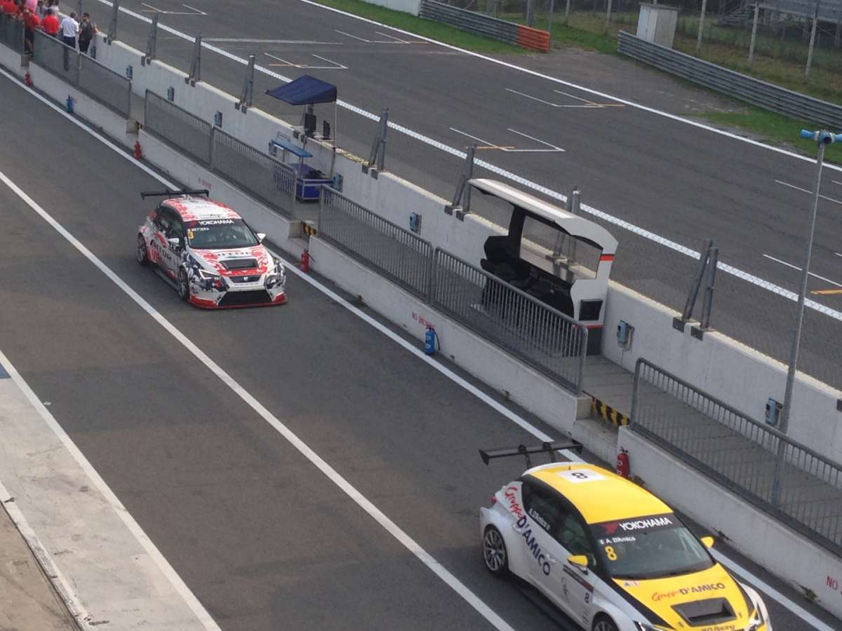 Seat Leon Cup Monza 2015 5