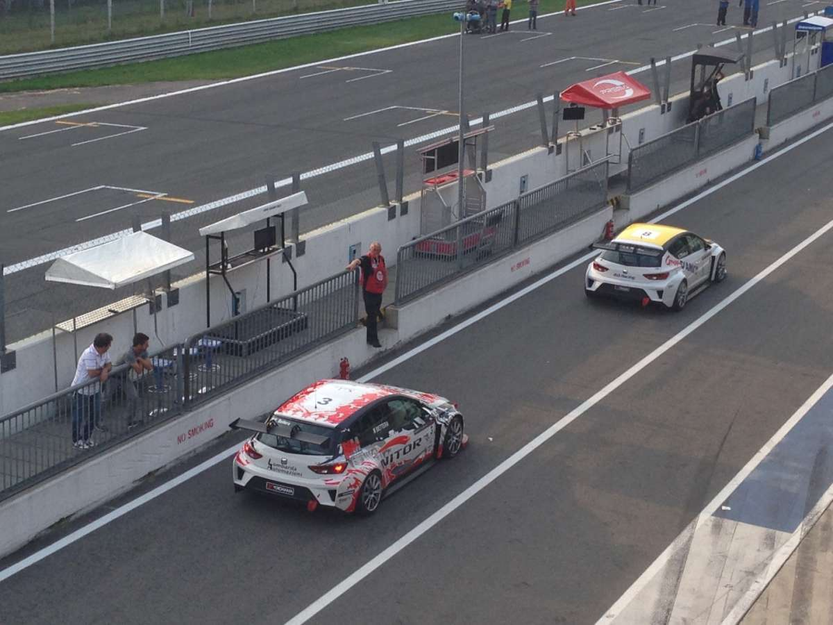Seat Leon Cup Monza 2015 6