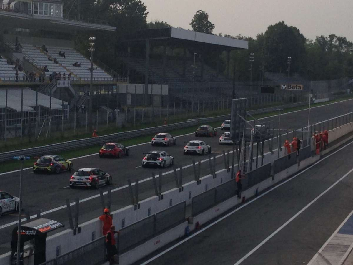 Seat Leon Cup Monza 2015 7