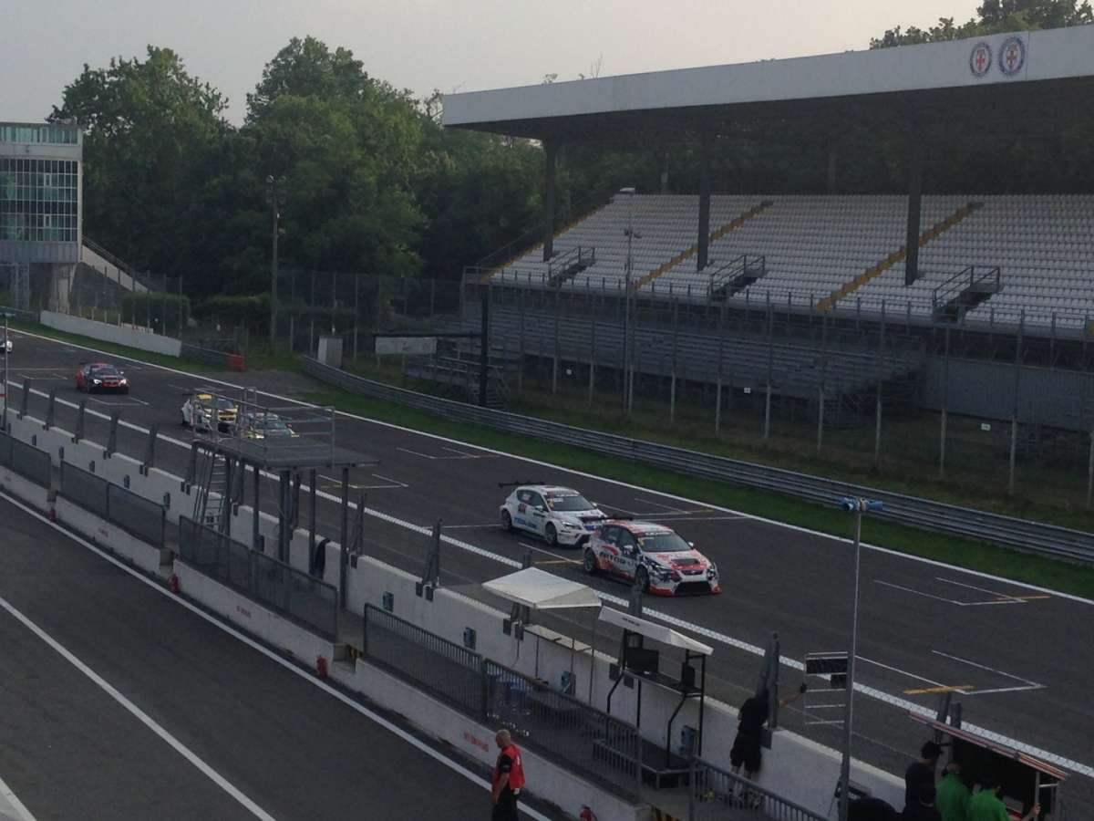 Seat Leon Cup Monza 2015 9