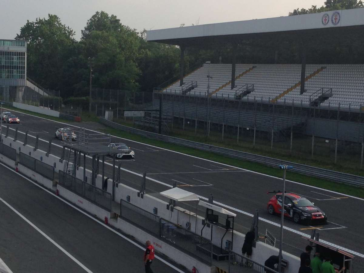 Seat Leon Cup Monza 2015 11