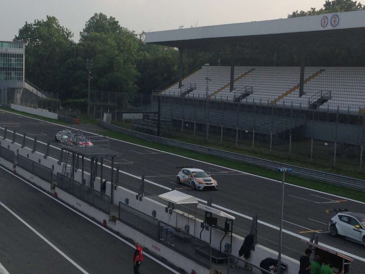 Seat Leon Cup Monza 2015 12