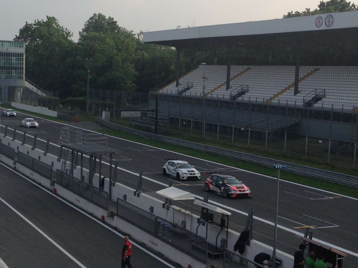 Seat Leon Cup Monza 2015 13