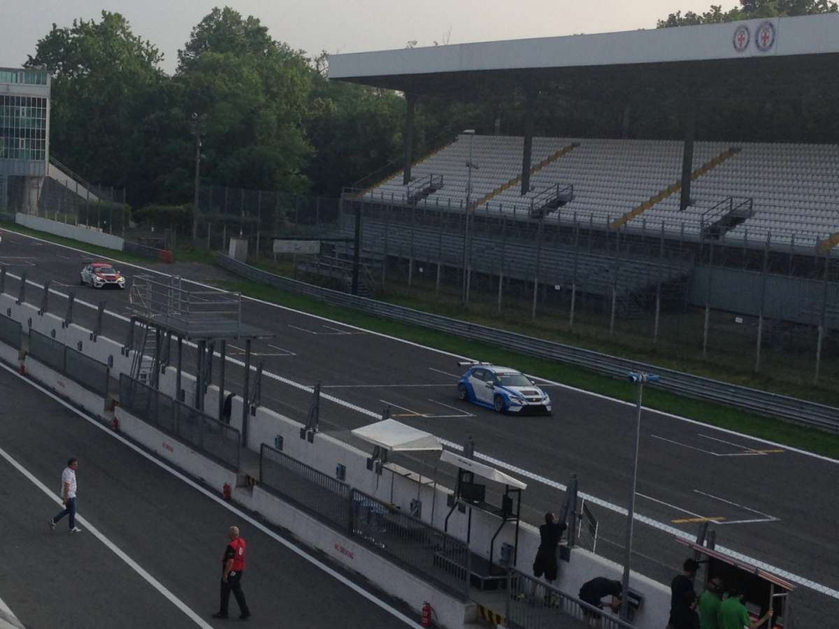 Seat Leon Cup Monza 2015 15