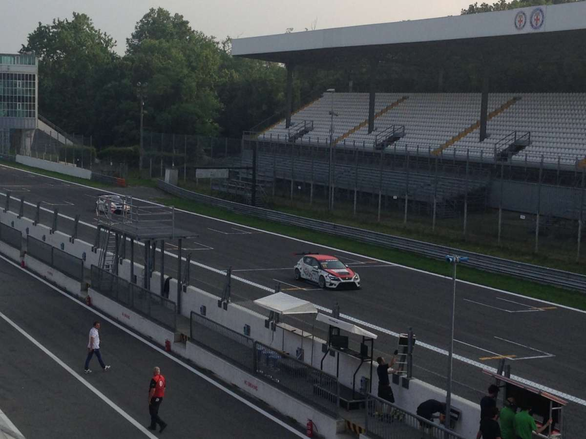 Seat Leon Cup Monza 2015 16