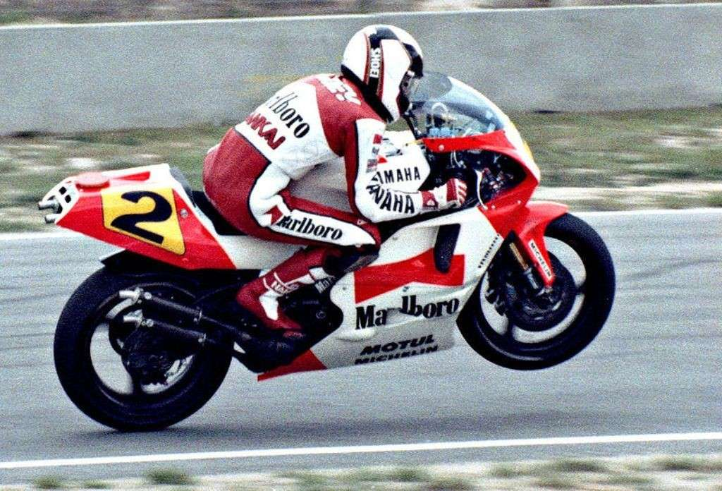 Wayne Rainey 1990