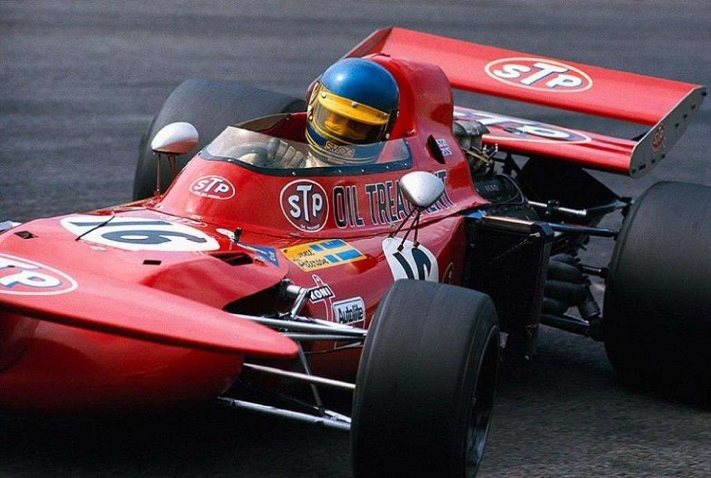 Ronnie Peterson March 711