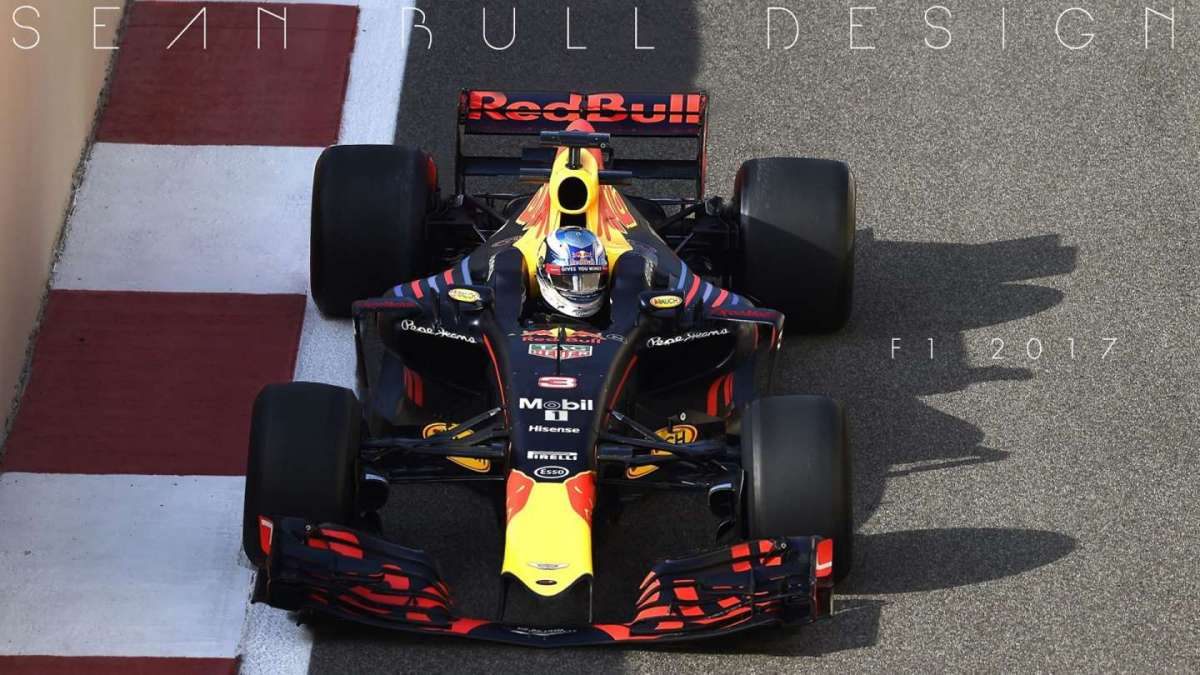 nuova Red Bull F1 2017 preview