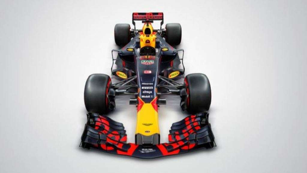 Nuova Red Bull F1 2017, RB13