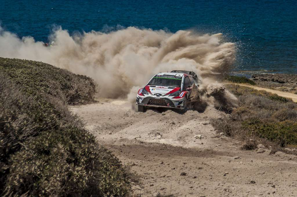 Rally Sardegna 2017 Lappi Power Stage