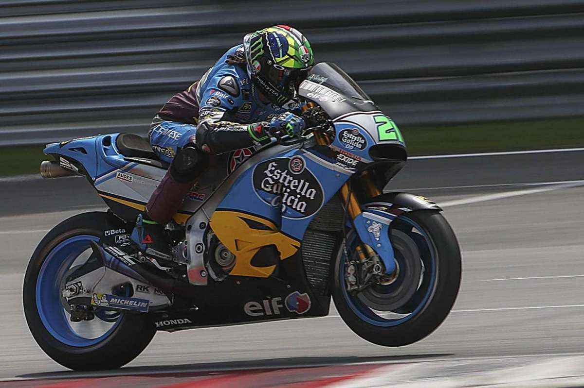 Team Moto GP 2018 EG 00 Marc - Morbidelli