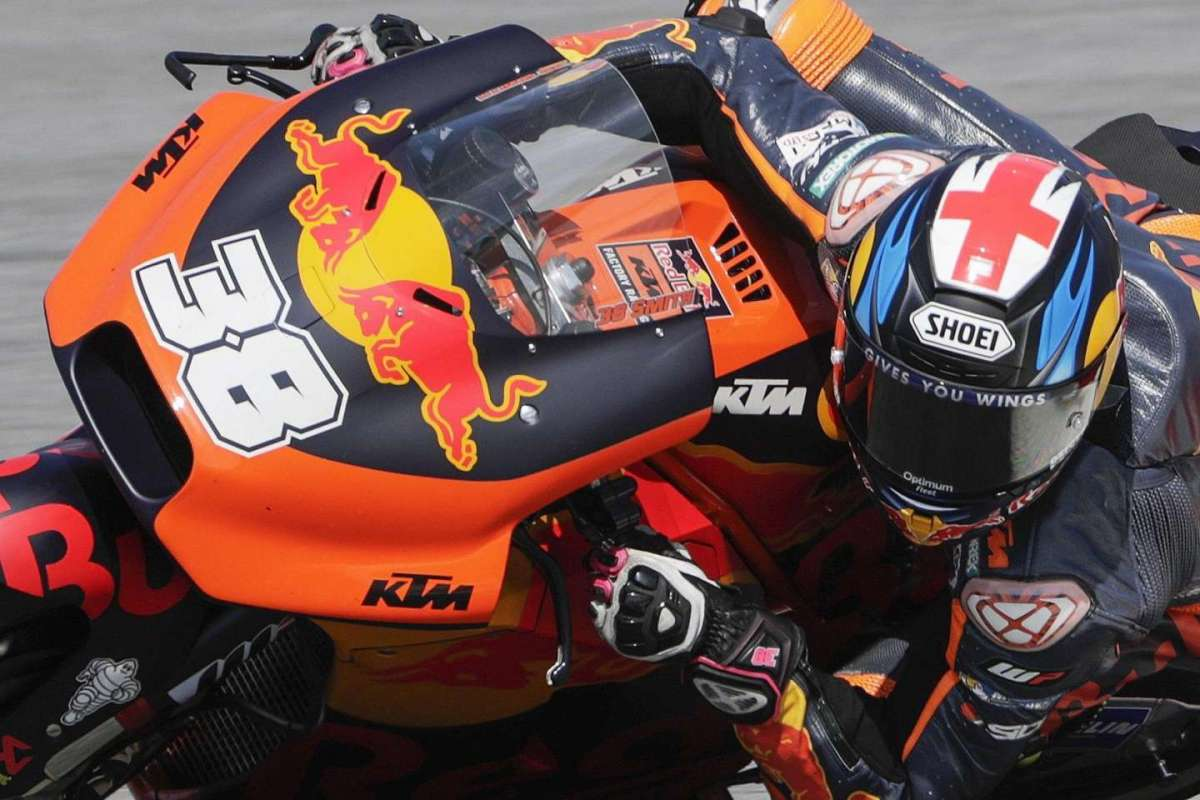 Team Moto GP 2018 KTM - Smith