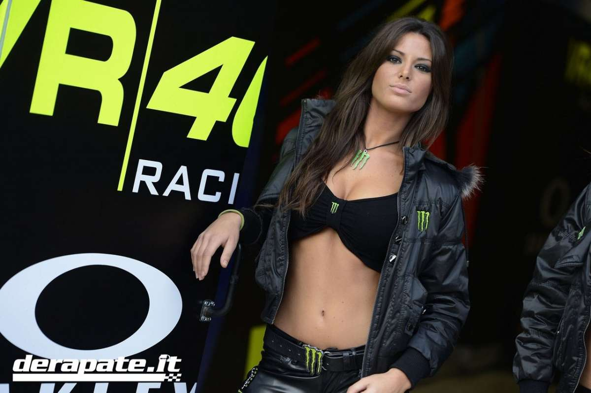 Monza Rally show 2012, ragazze monster