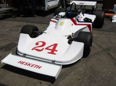 Hesketh 1974