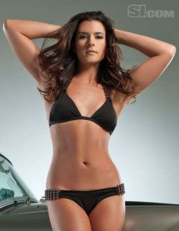 Sport Illustrated Danica Patrick
