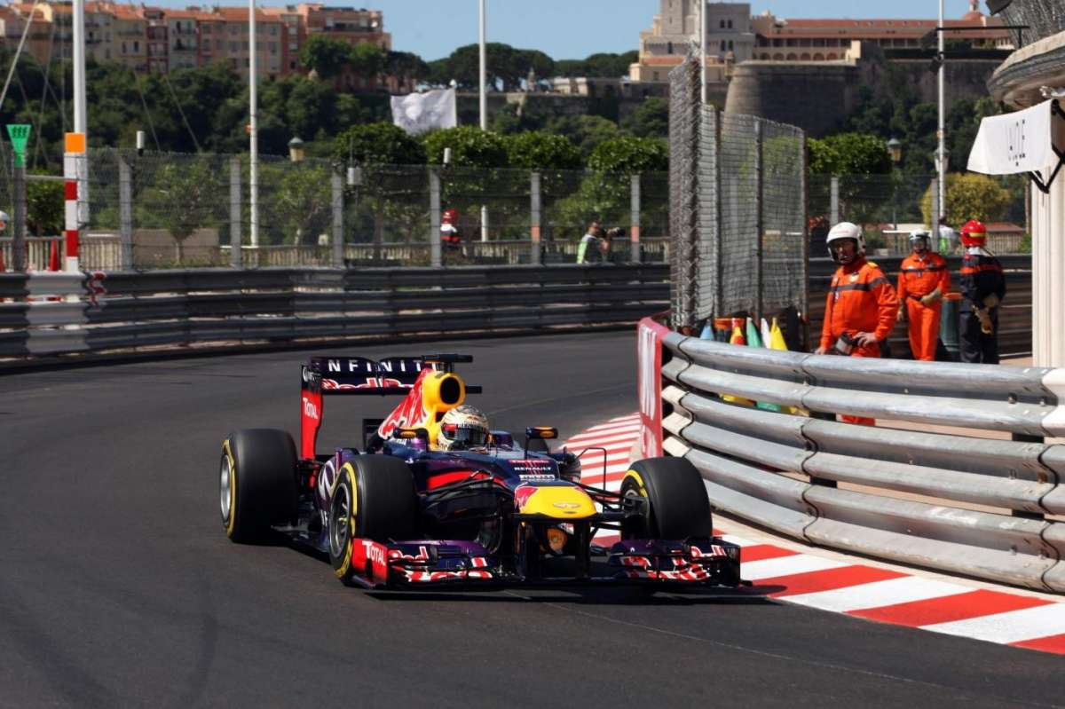 GP Monaco F1 2013, qualifiche - 07