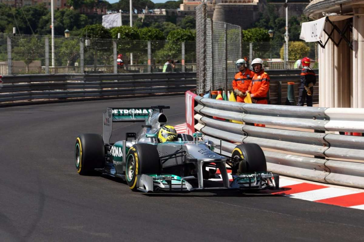 GP Monaco F1 2013, qualifiche - 08