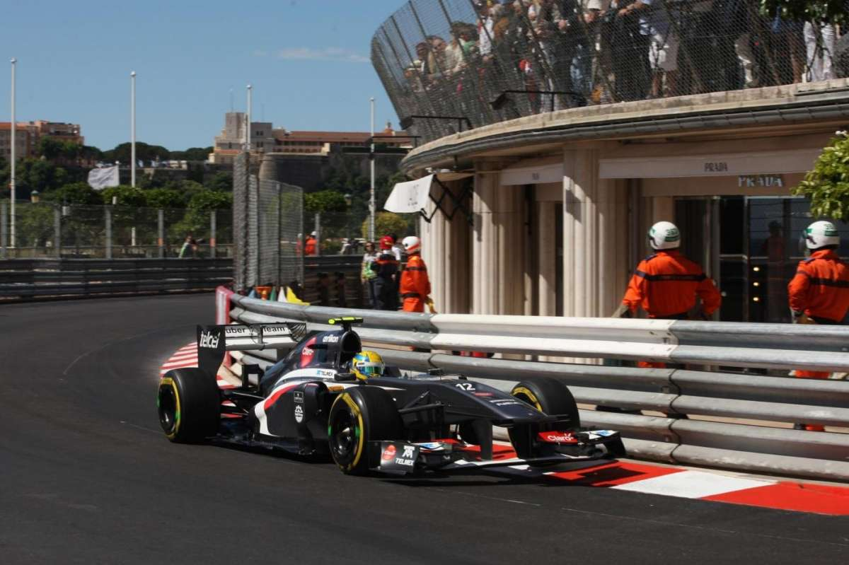 GP Monaco F1 2013, qualifiche - 10