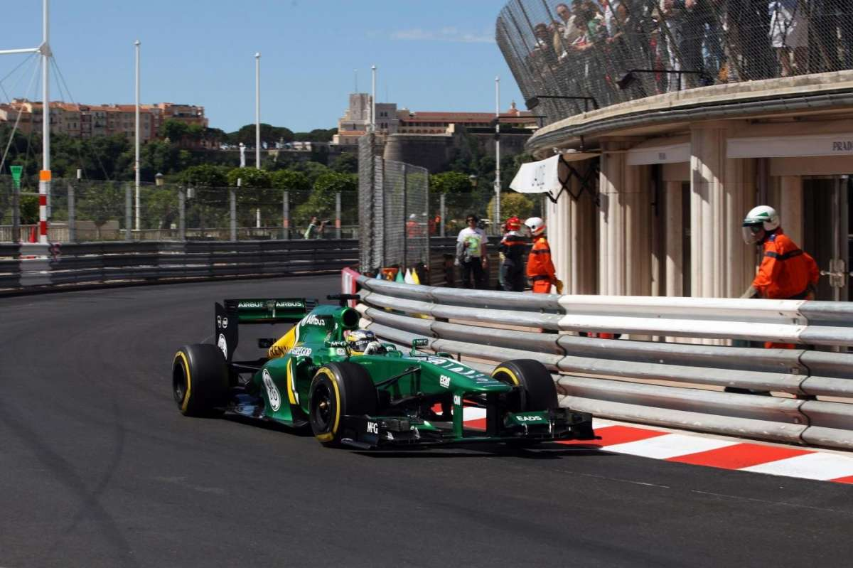 GP Monaco F1 2013, qualifiche - 11