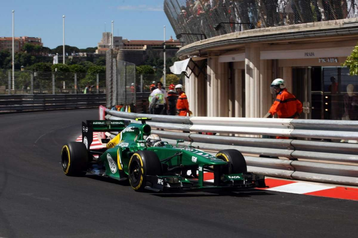 GP Monaco F1 2013, qualifiche - 12