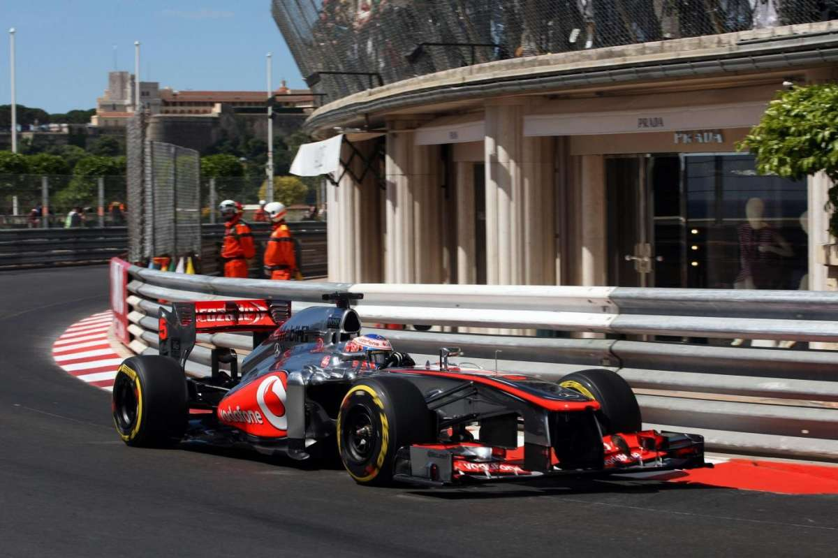 GP Monaco F1 2013, qualifiche - 13