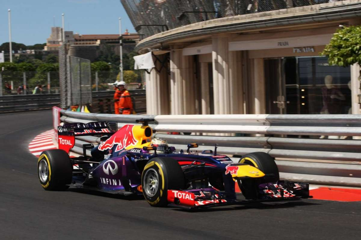 GP Monaco F1 2013, qualifiche - 15