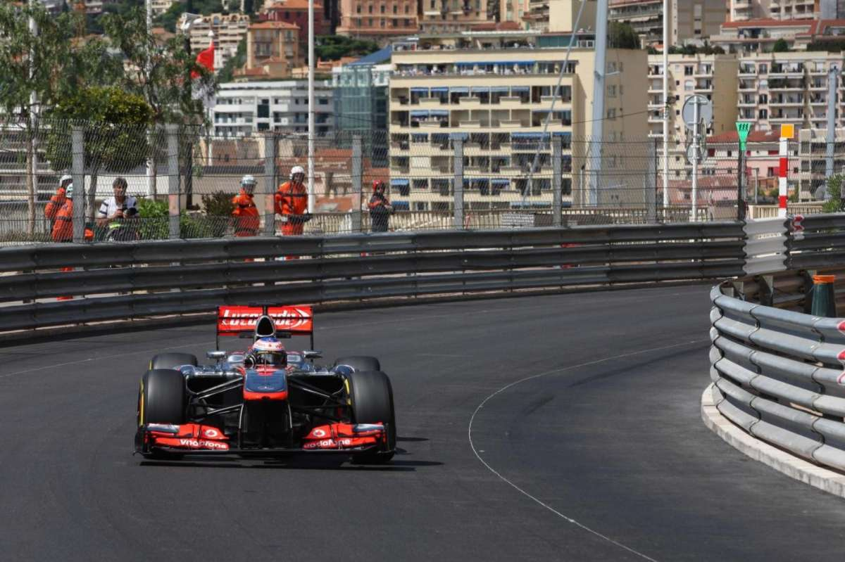 GP Monaco F1 2013, qualifiche - 16