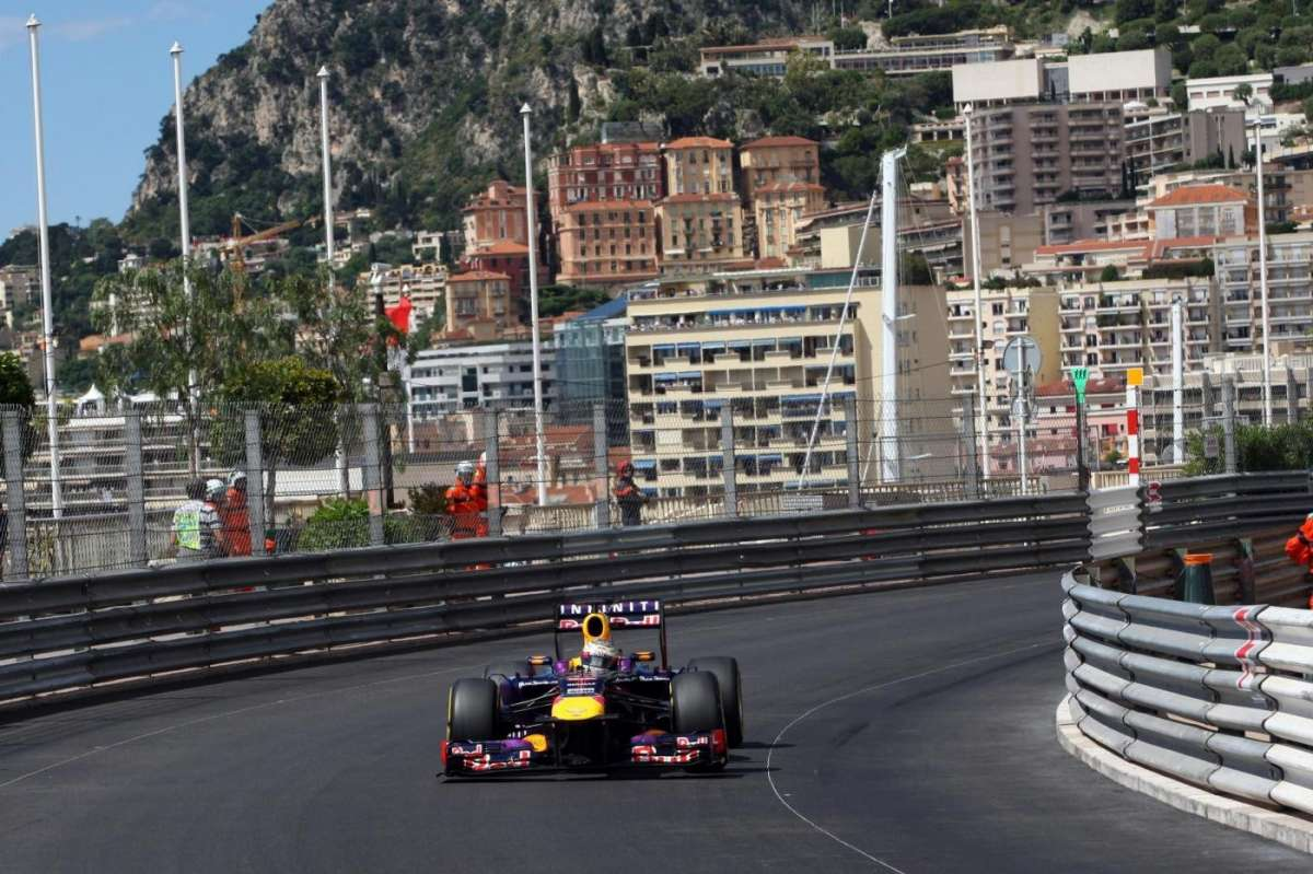 GP Monaco F1 2013, qualifiche - 18