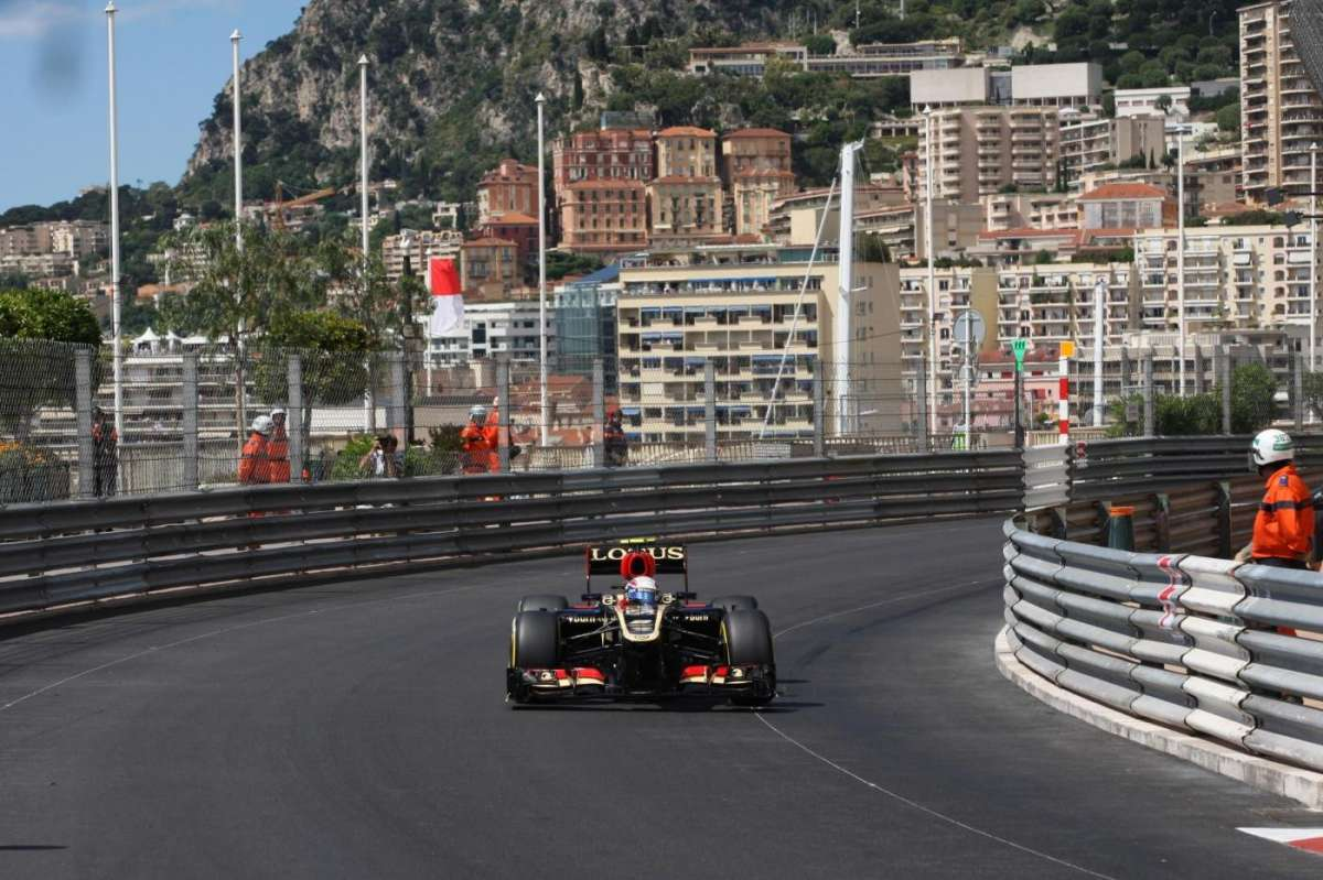 GP Monaco F1 2013, qualifiche - 19