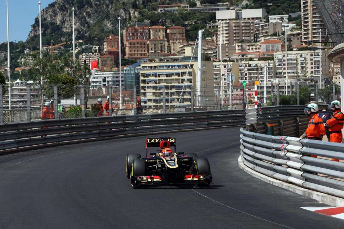 GP Monaco F1 2013, qualifiche - 20