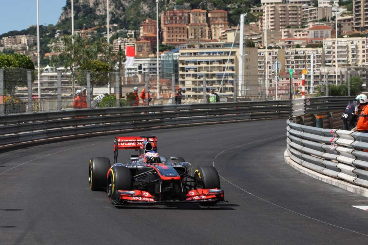GP Monaco F1 2013, qualifiche - 21