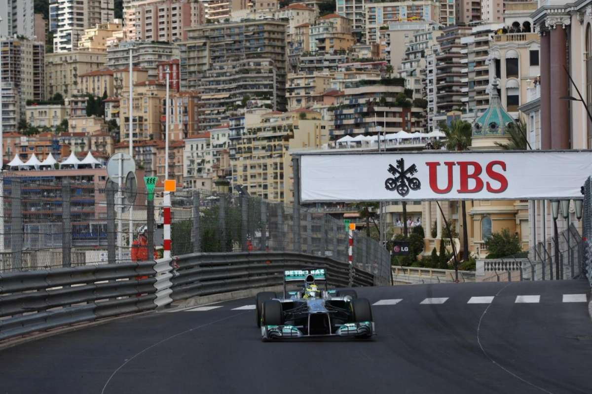 GP Monaco F1 2013, qualifiche - 22