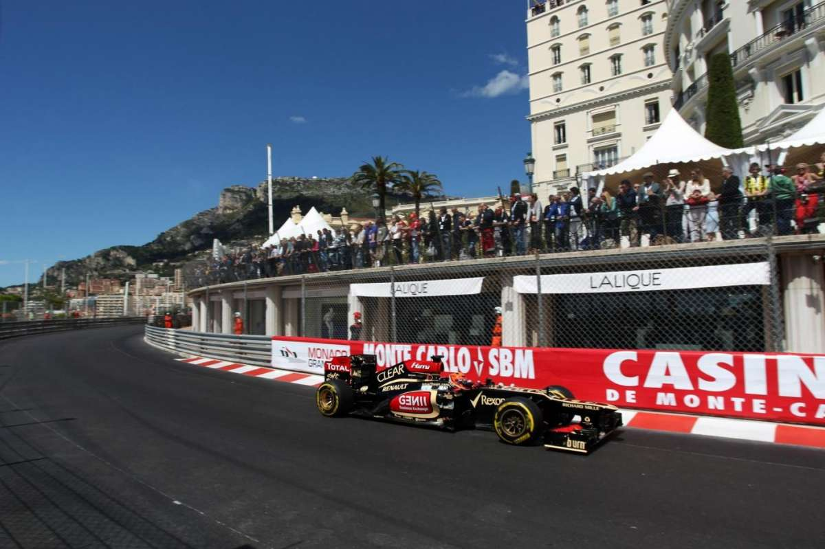 GP Monaco F1 2013, qualifiche - 26