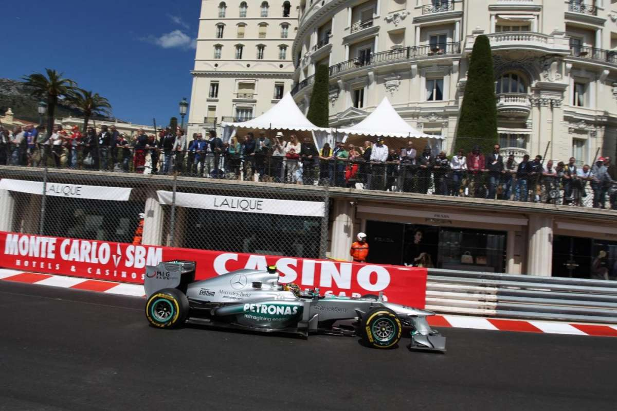 GP Monaco F1 2013, qualifiche - 27