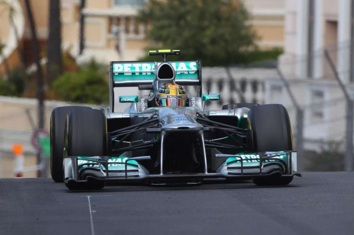 GP Monaco F1 2013, qualifiche - 29