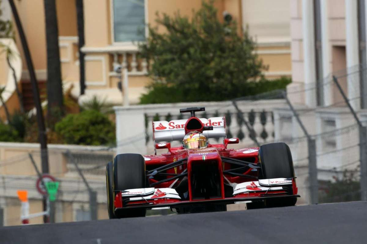 GP Monaco F1 2013, qualifiche - 30