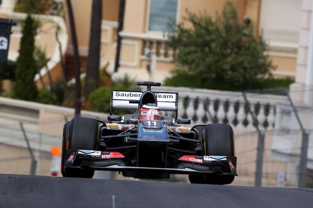 GP Monaco F1 2013, qualifiche - 31