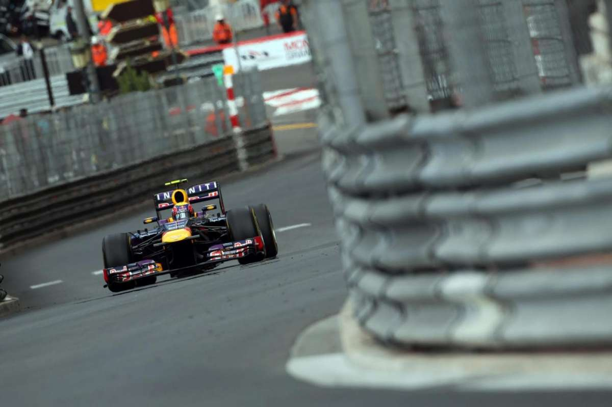 GP Monaco F1 2013, qualifiche - 33